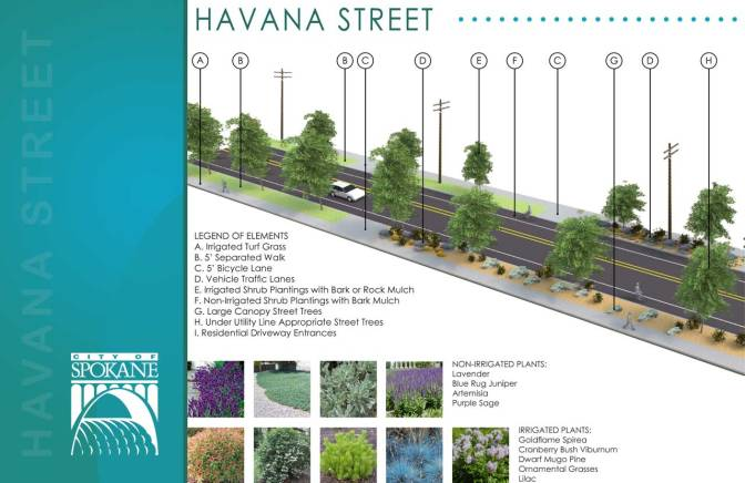Havana Street Water Main Project
