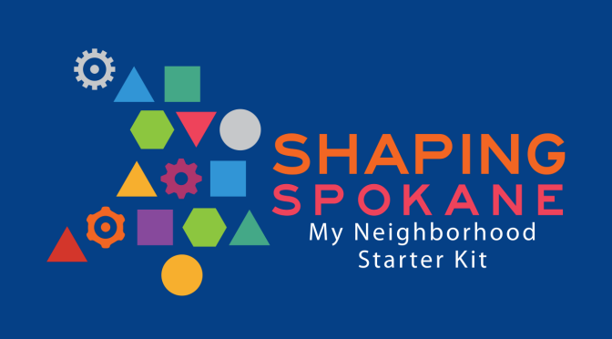 Shaping Spokane – Your Chance to Provide Input on the New City Comprehensive Plan (and win a prize)