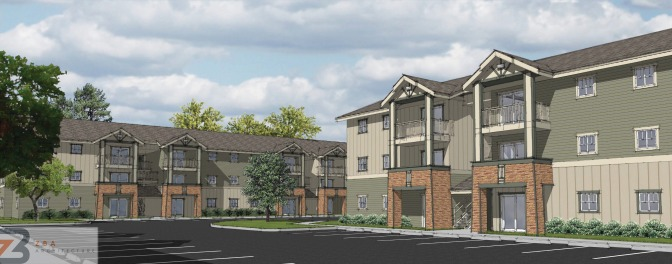 "Comment Period Open for ""Palouse Trails Apartments"""