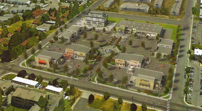 Developer Submits Building Application Prior to Annexation