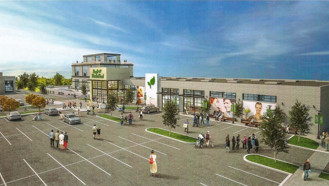 Update: New Site Plan for Former South Regal Lumber Site