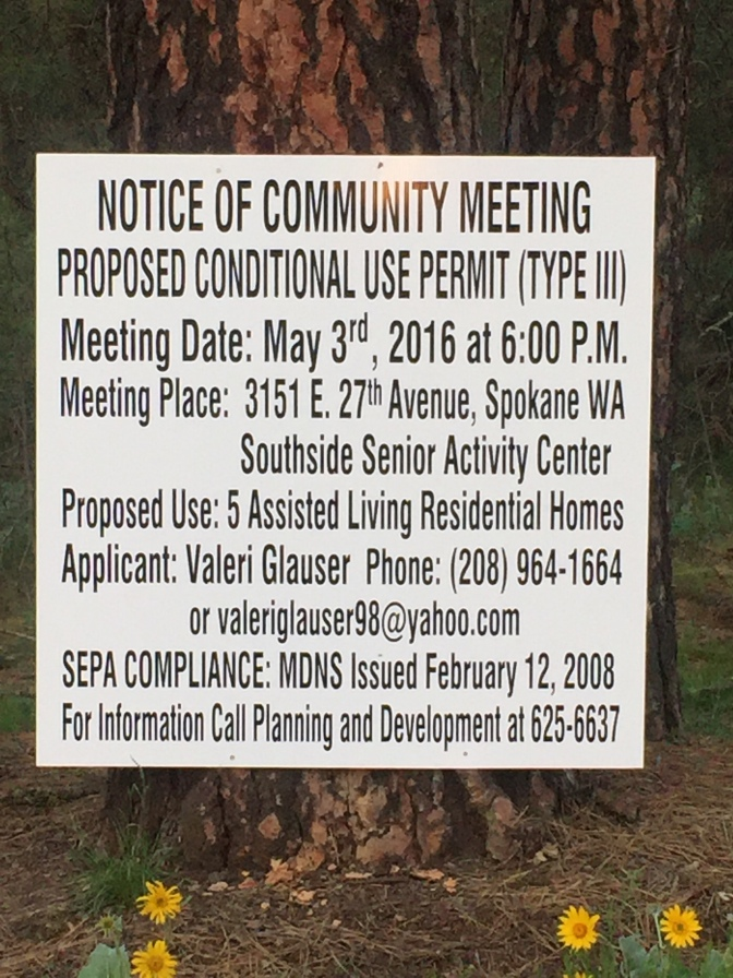 Community Meeting Scheduled for Proposed Assisted Living Facility on Freya Street
