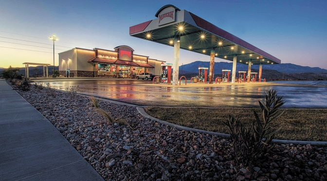 Gas Station Being Planned for 44th and Regal