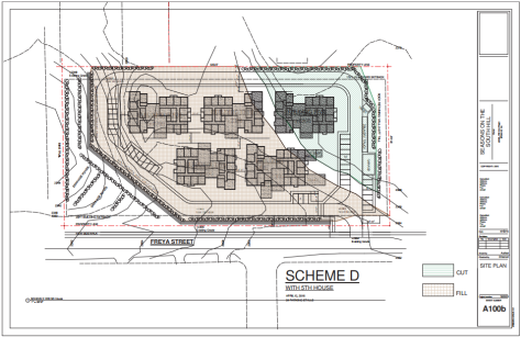 Assisted Living site plan April 2016