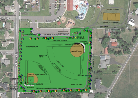 Prairie View Park Improvements