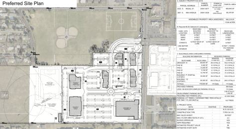 KXLY Preferred Site Plan