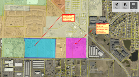 Moody Bible Zoning Change
