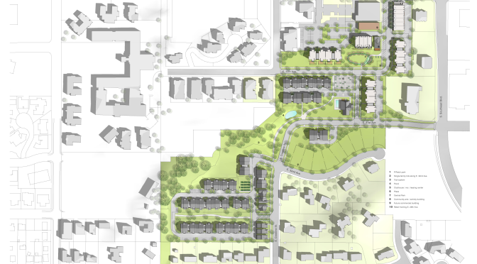 Garden District Development Design Review
