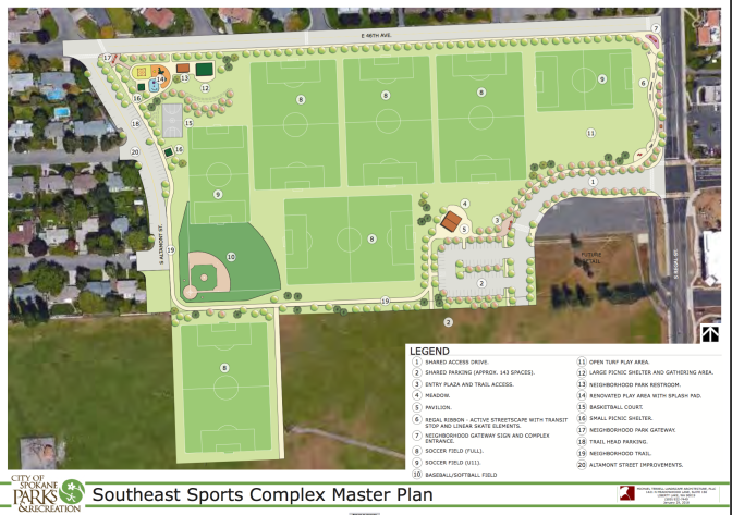 Design Review of Southeast Sports Complex Renovation